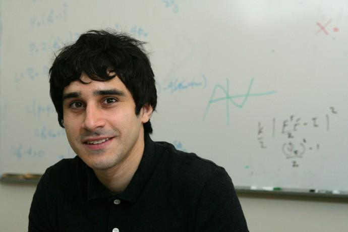 조셉 테란 UCLA 수학과 교수는 2007년부터 디즈니와 손잡고, 애미메이션 제작에 참여하고 있다. - ⓒUSC, ⓒJoseph Teran 제공